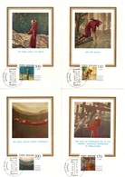 Vaticano Postcard Golden Series 1977 - Maximumkarten (MC)