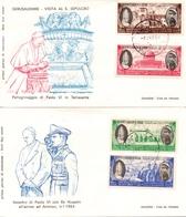 Vaticano Fdc 1964 - Maximumkarten (MC)