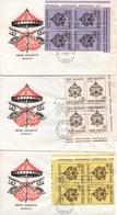 Vaticano Fdc 1963 - Maximumkarten (MC)