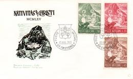 Vaticano Fdc 1965 - Maximumkarten (MC)