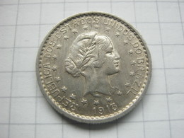 Brasil , 500 Reis 1913 - Brésil