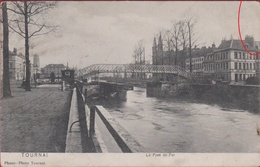 Doornik Tournai Le Pont De Fer (Pli) - Tournai