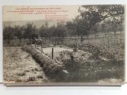54 - LA GUERRE EN LORRAINE 1914-1915 - LA VICTOIRE DE ROZELIEURES - UNE GRANDE TOMBE DANS LES VERGERS - Other Municipalities