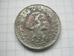 Brasil , 1000 Reis 1913 - Brésil