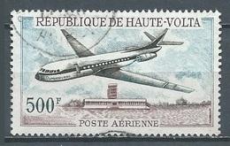 Haute-Volta Poste Aérienne YT N°47 Caravelle à Ouagadougou Oblitéré ° - Haute-Volta (1958-1984)