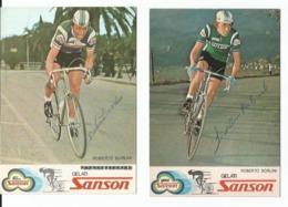 2 Foto's Sorlini Roberto (wielrennen) - Ciclismo