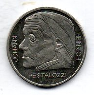 SWITZERLAND, 5 Francs, Copper-Nickel, Year 1977, KM #55, PROOF - Schweiz