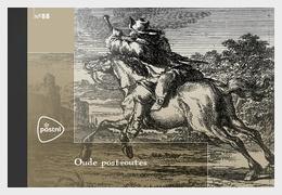 Netherlands 2020 - Europa 2020 - Old Postal Routes Stamp Booklet - Unused Stamps