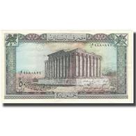 Billet, Lebanon, 50 Livres, KM:65d, SUP - Libano