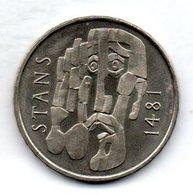 SWITZERLAND, 5 Francs, Copper-Nickel, Year 1981, KM #60, PROOF - Schweiz