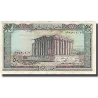 Billet, Lebanon, 50 Livres, KM:65d, TTB - Libano