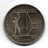 SWITZERLAND, 5 Francs, Copper-Nickel, Year 1987, KM #66, PROOF - Schweiz