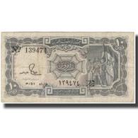 Billet, Égypte, 10 Piastres, KM:184a, B+ - Egypt