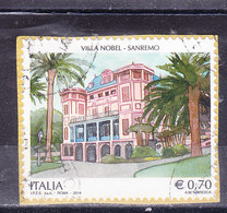 2014 VILLA NOBEL SANREMO  USATO - 6. 1946-.. Repubblica