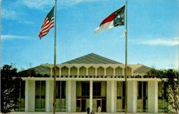 North Carolina Raleigh North Carolina Legislative Building - Raleigh