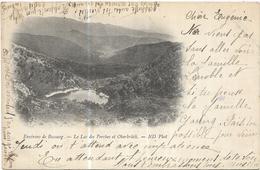 80 Environs De BUSSANG Le Lac Des Perches Et Oberbruck  - Rare - Cad Bar Le Duc 1901 - Bussang