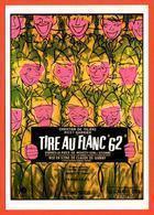 "Carte Postale : Tire Au Flanc ""62"" (cinéma Affiche Film) Illustration Cabu - Cabu"