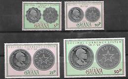 Introductiondu Système Décimal - Ghana (1957-...)