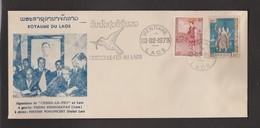 LAOS  CESSEZ LE FEU AU LAOS  1973   VF - Laos