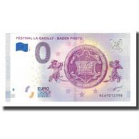 Autriche, Billet Touristique - 0 Euro, Austria - Baden - Festival La Gacilly - - Jetons & Médailles