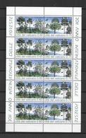 2011 MNH Vaticano Mi 1710-11 - Blocks & Kleinbögen