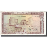 Billet, Lebanon, 25 Livres, KM:64c, SUP - Libano
