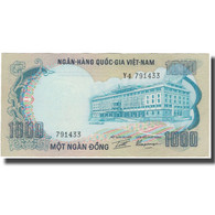 Billet, South Viet Nam, 1000 D<ox>ng, KM:34a, NEUF - Viêt-Nam