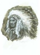 Czech Republic 2020 - Indian Chief, MNH - Indiaans (Noord-Amerikaans)