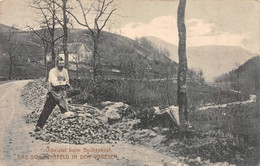 Vallée D'ORBEY-Urbeistal (68-Haut-Rhin) Tête Des Faux Buchenkopf-Schlachtfeld In Den Vogesen - Vosges-Réfection Route - Orbey