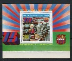 Guinea Ecuatorial 1974. Mi Block 134 ** MNH. - Equatorial Guinea