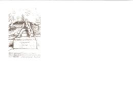Enveloppe 02 (Aisne) Ribemont - La Statue De Condorcet TBE Illustr. Yves DUCOURTIOUX - Other Municipalities