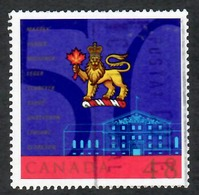 Sc. # 1940 Governors General Single Used 2002 K711 - 1952-.... Règne D'Elizabeth II