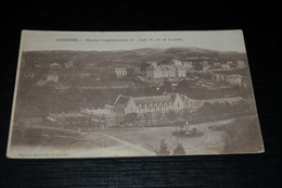 13858-         LOURDES, HÔPITAL COMPLÉMENTAIRE 32 ASILE N.D. - Lourdes