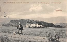 LABAROCHE-Haut-Rhin-Tête Des Faux Buchenkopf-Schlachtfeld In Vogesen-Ferme Maison Forestière ? Orbey-Fréland-Lapoutroie- - France