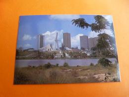 Republique De Cote D'ivoire  Abidjan  Quartier Ministériel '( Ecrite ) - Côte-d'Ivoire