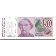 Billet, Argentine, 50 Australes, 1986-1989, Undated (1986-89), KM:326b, NEUF - Argentina