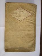 A VOIR !! 1853 !! ARMEE BELGE ABL BELGISCHE LEGER - LIVRET MILITAIRE ( MILICIEN DELISSE THOREMBAIS LES BEGUINES PERWEZ ) - Documents