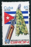 Y85 CUBA 2006 4765 45th Anniversary Of The Invasion Of Pig Bay - Militaria