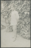 Pologne Polska Carte-photo Soldat Allemand Thorn Torun 1916 - Polonia