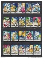 Pays-Bas Série 2000 NOEL Oblitéré - Periode 1980-... (Beatrix)