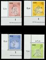 DDR 1975 Nr 2065-2068 Postfrisch ECKE-ULI X6998AA - Ungebraucht
