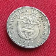 Panama 5 Centesimos 1961 KM# 23.1 - Panama