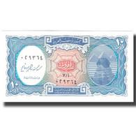 Billet, Égypte, 10 Piastres, KM:New, NEUF - Egypt