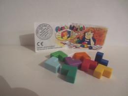 Kinder Surprise Deutch 1998 : N° 613215 + BPZ - Steckfiguren