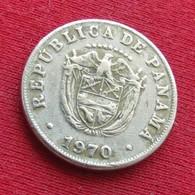 Panama 5 Centesimos 1970 KM# 23.2 - Panama