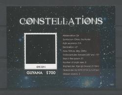 Guyana 2013 Constellations S/S 1 Y.T. BF 569 ** - Guyana (1966-...)