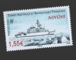 CG TAAF ** 2020 Navire Nivôse - Terre Australi E Antartiche Francesi (TAAF)