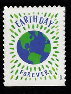 USA, 2020, 5459, Earth Day, Single, Forever, MNH, VF - United States