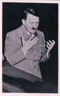 Ein Volk, Ein Reich, Ein Führer + Timbre 6+4 Cachet München (29.4.38) - People