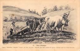 Aux Champs - Landbouwers